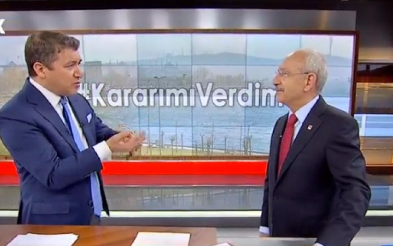 İsmail Küçükkaya'nın sorusuna Kemal Kılıçdaroğlu öyle bir yanıt verdi ki