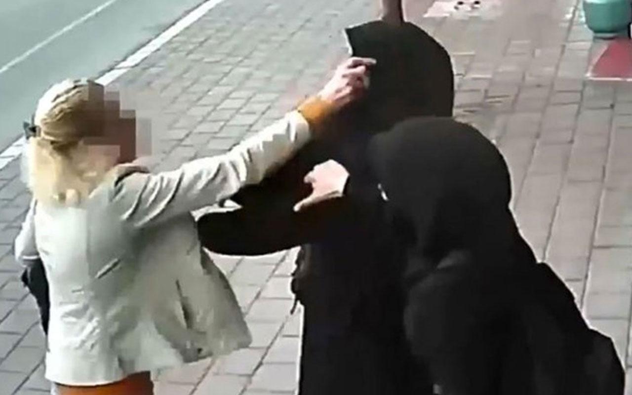 Başörtülü kızlara hakaret etmişti! Gözaltına alındı