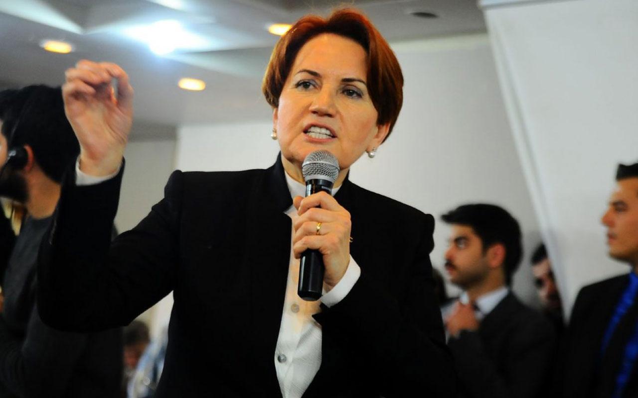 """Meral Akşener'den halka """"1 Nisan"""" uyarısı!"""