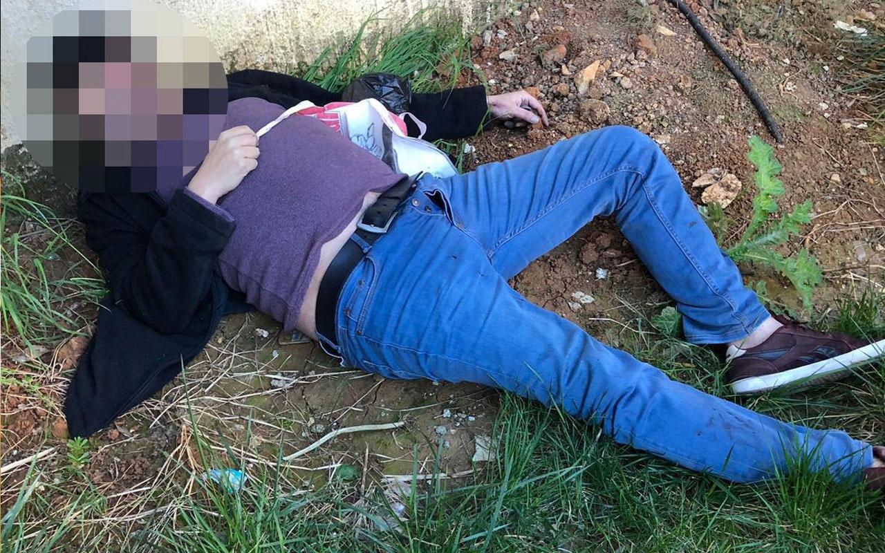 Ümraniye'de erkek cesedi bulundu