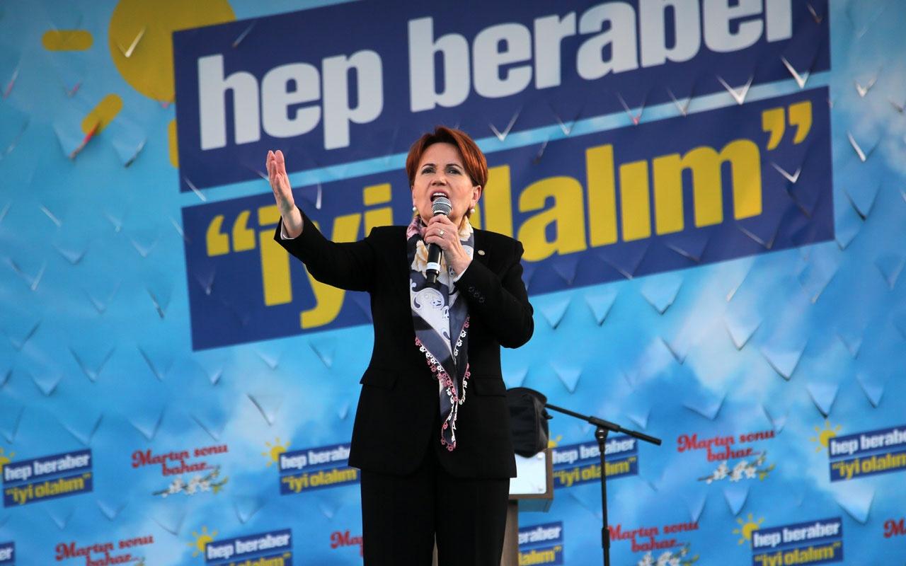 """Meral Akşener'den """"1 Nisan"""" uyarısı!"""