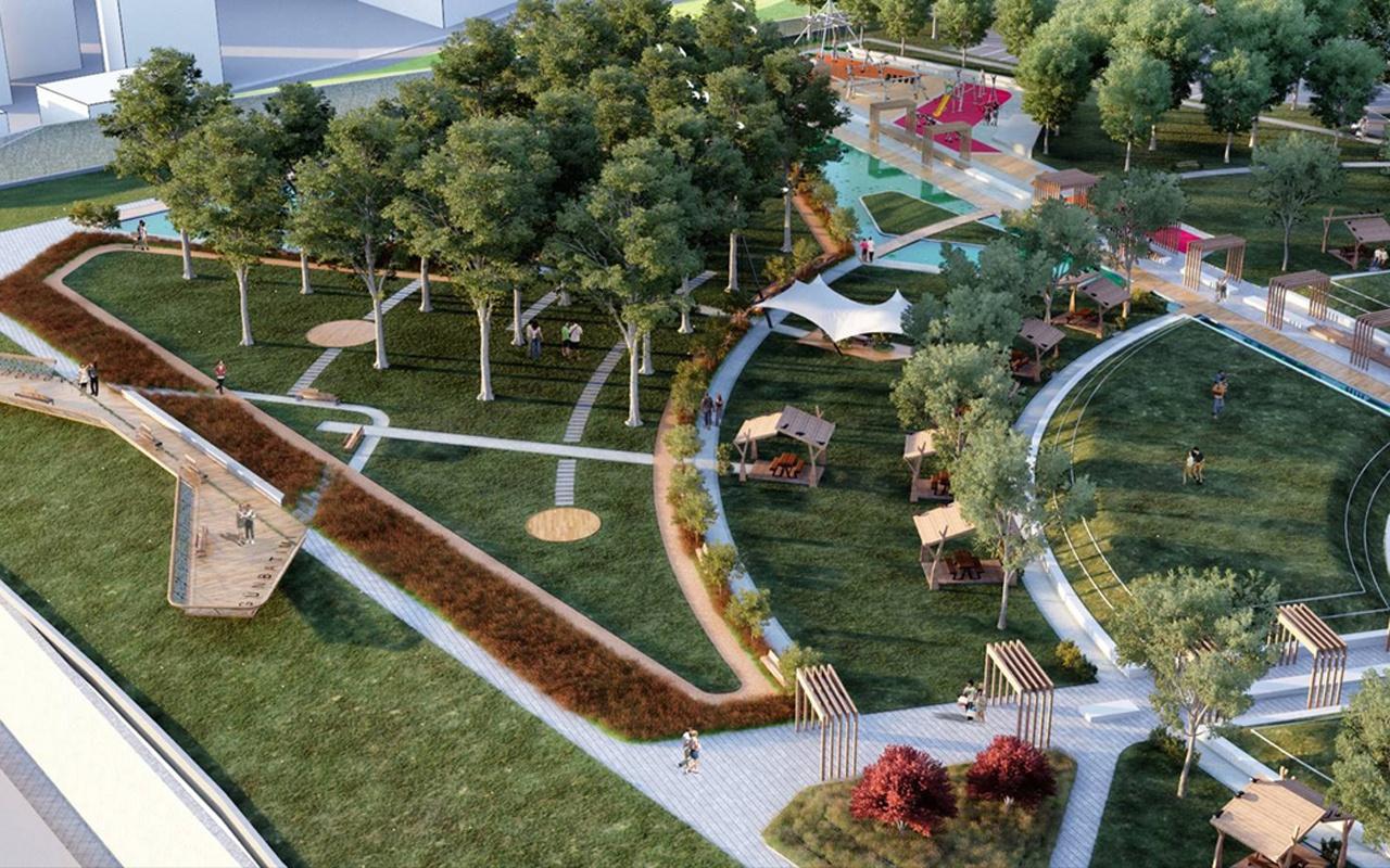 TOKİ'den Trabzon'a 2 millet bahçesi