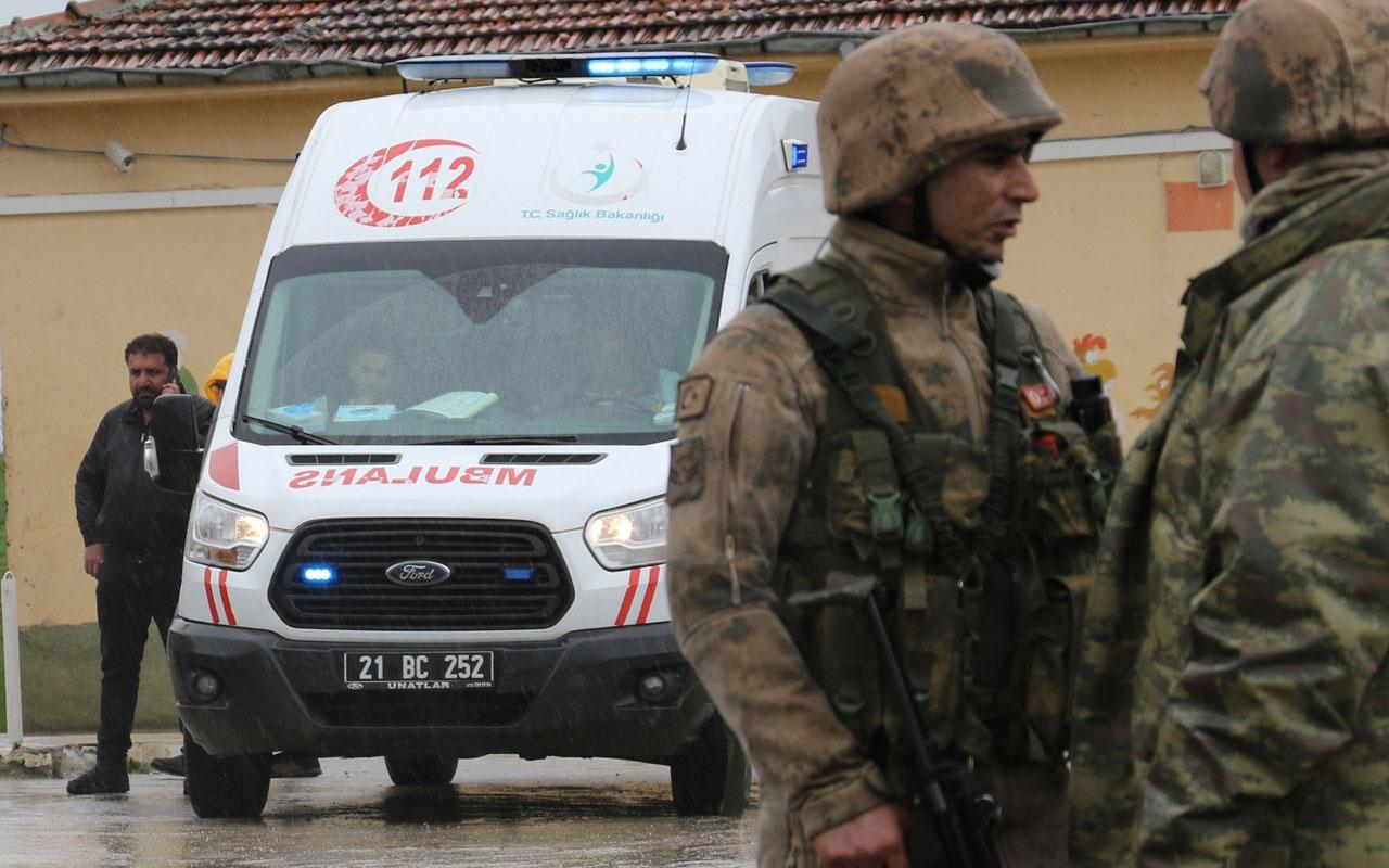Diyarbakır'da 'muhtarlık' kavgası: 2'si ağır 14 yaralı