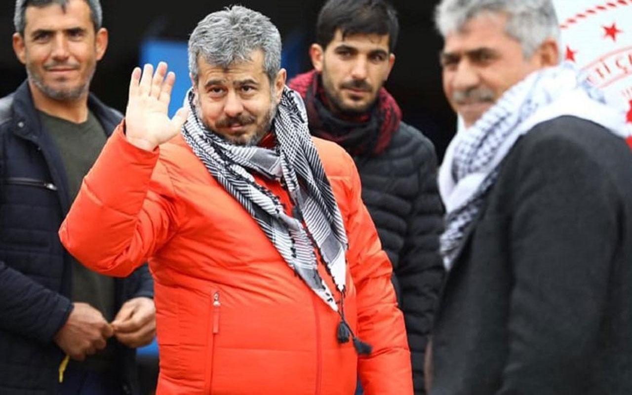 Şanlıurfa Siverek'te Mehmet Fatih Bucak'a kötü haber