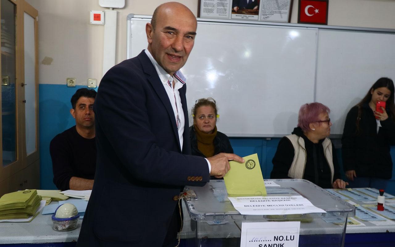 Oyunu kullanan CHP İzmir adayı Tunç Soyer: Fragman bitti film başlıyor