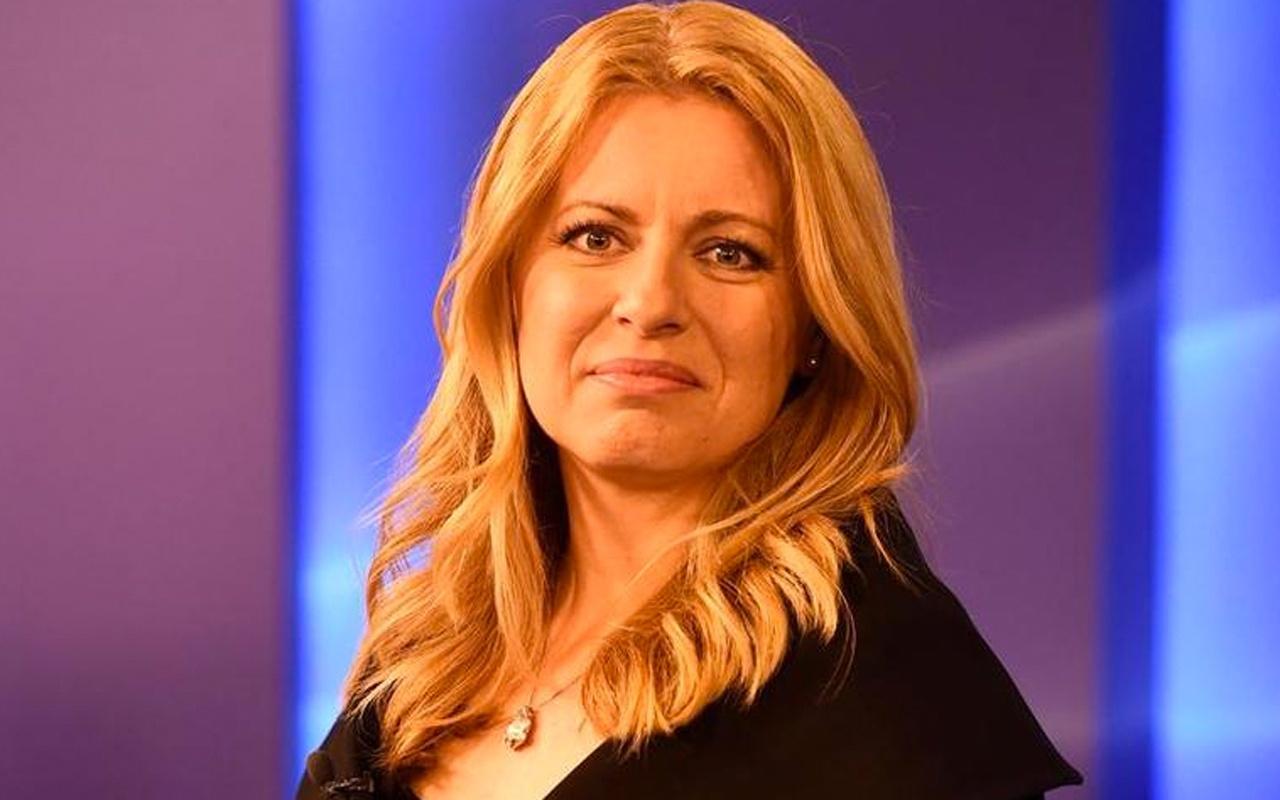 Slovakya'da cumhurbaşkanlığı seçimini Zuzana Caputova kazandı
