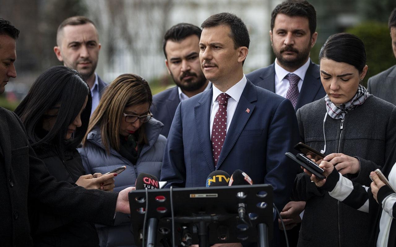 AK Parti'li Fatih Şahin: Elimizde çarpıcı bulgular var
