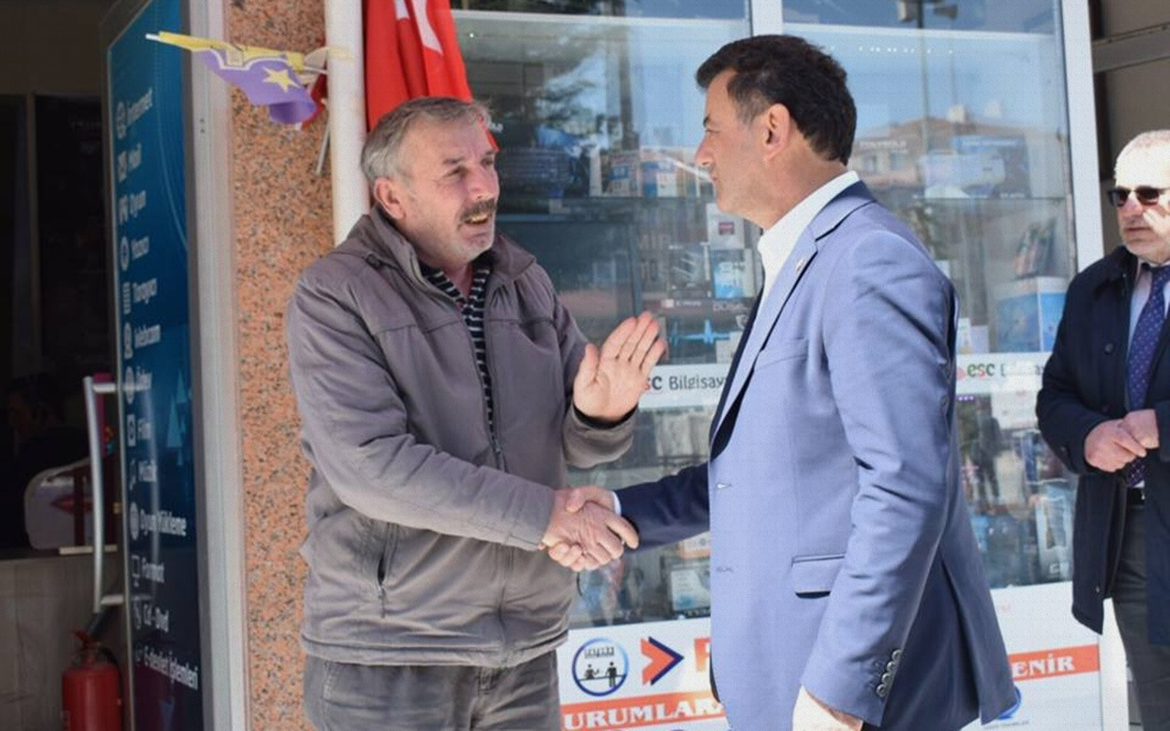 AK Parti Tekirdağ'ın Kapaklı ilçesinde ilk kez kazandı