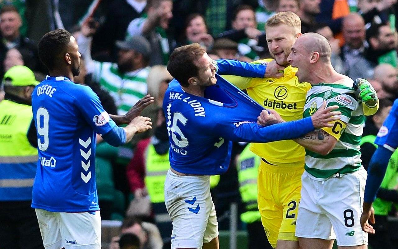 İskoçya derbisinin kazananı Celtic