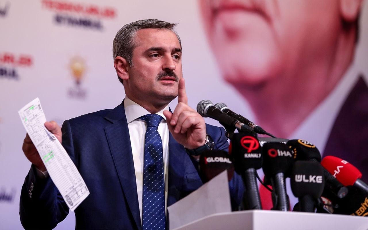 AK Parti'de İstanbul il başkanına istifa sesleri