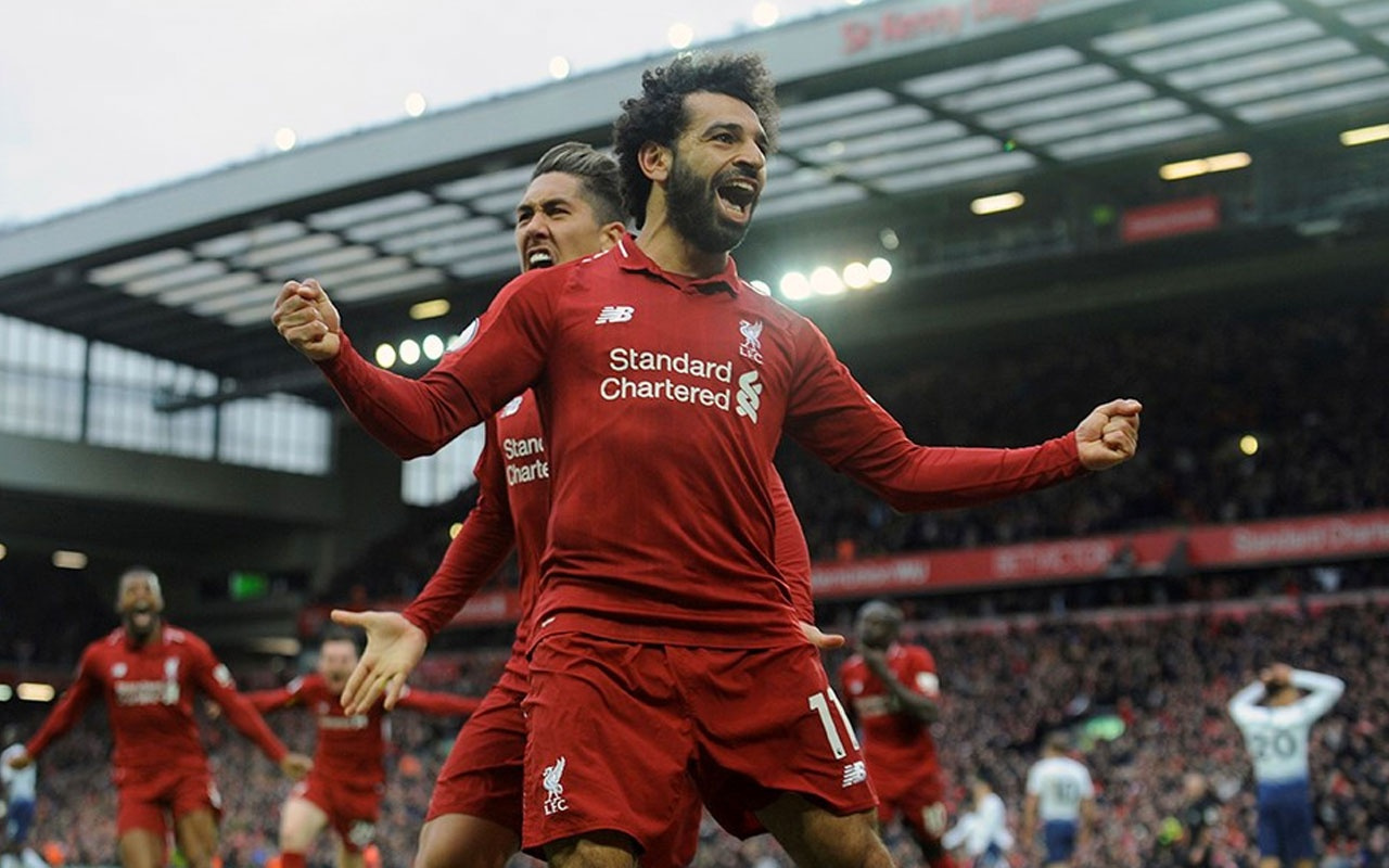 Salah'tan Liverpool'a hayat öpücüğü