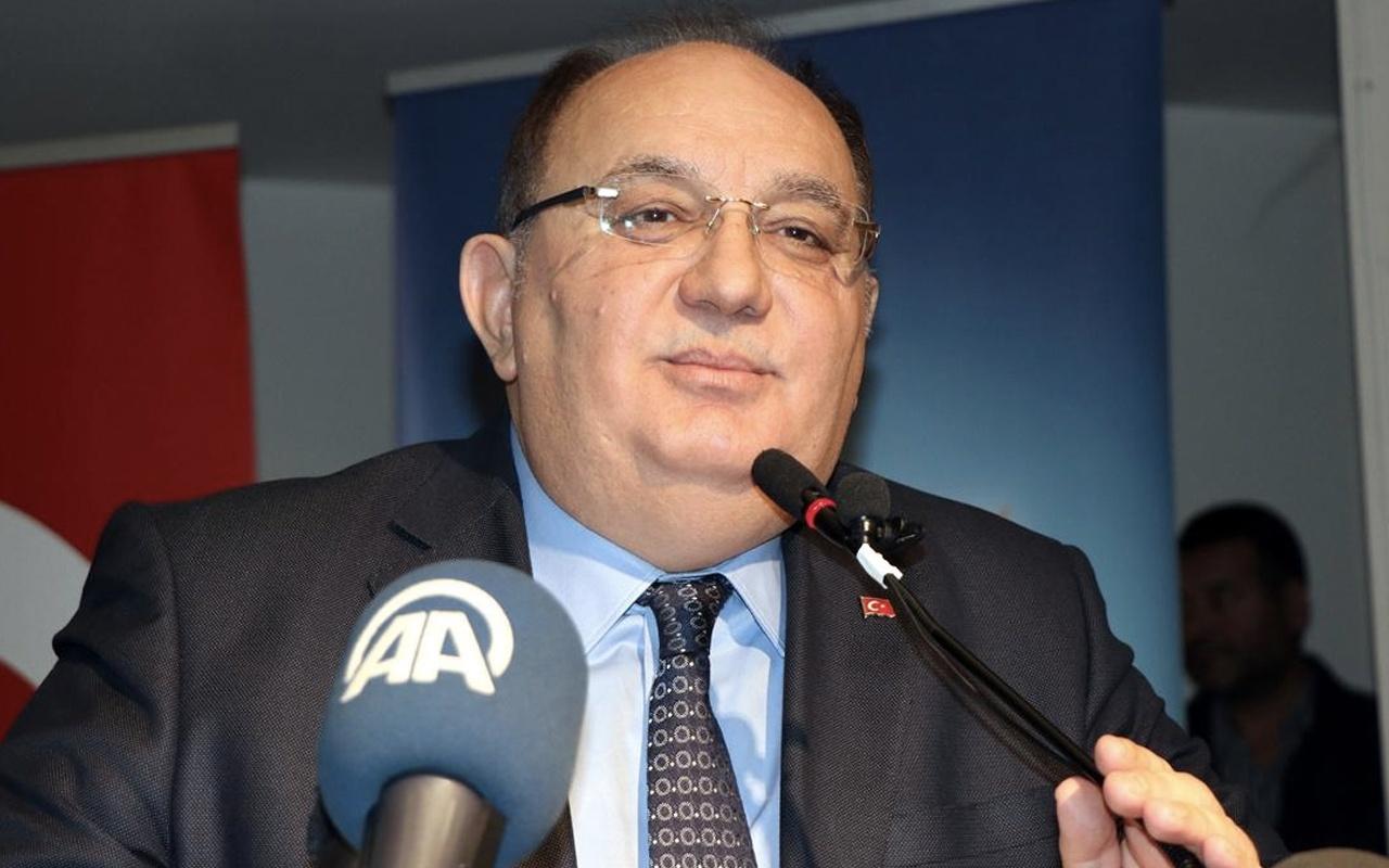 Edirne Lalapaşa belediye başkanı İsmail Arslan kimdir aslen nereli