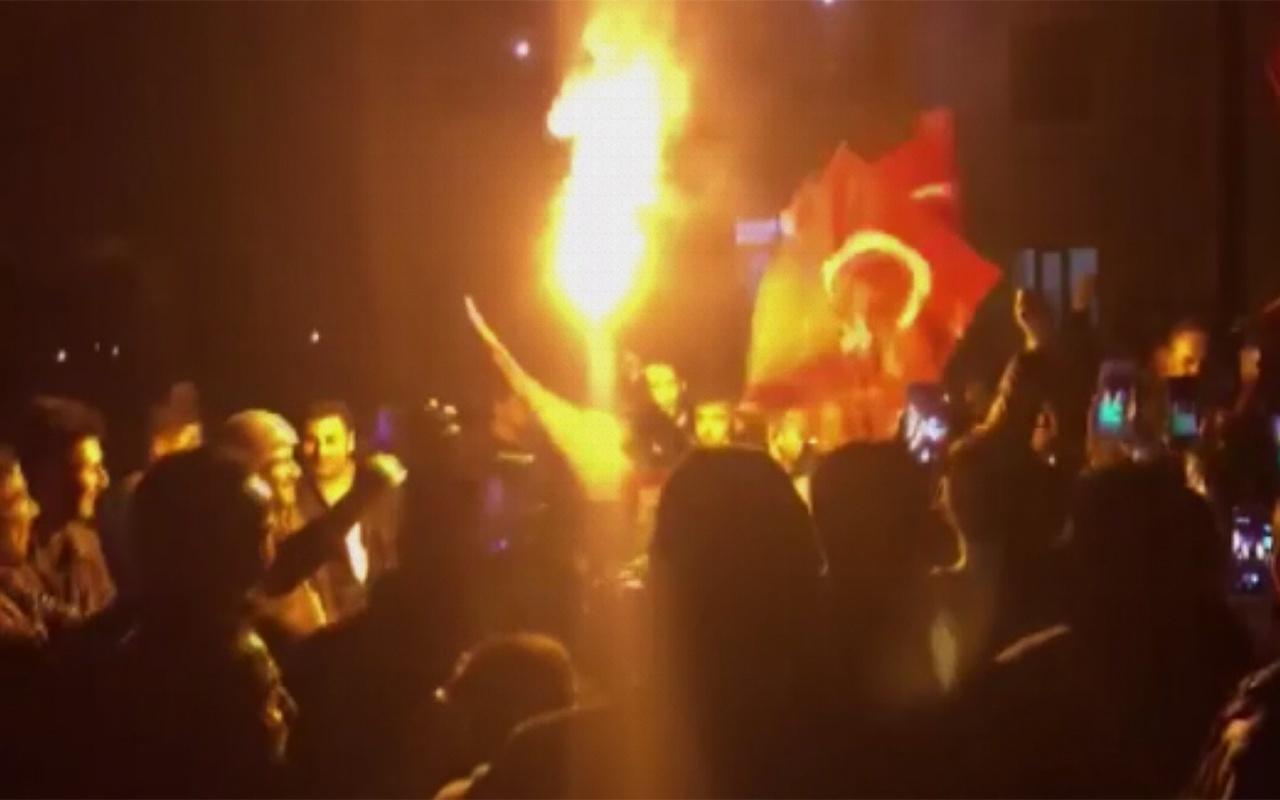 Çukurca, Şemdinli ve Derecik'te AK Parti sevinci