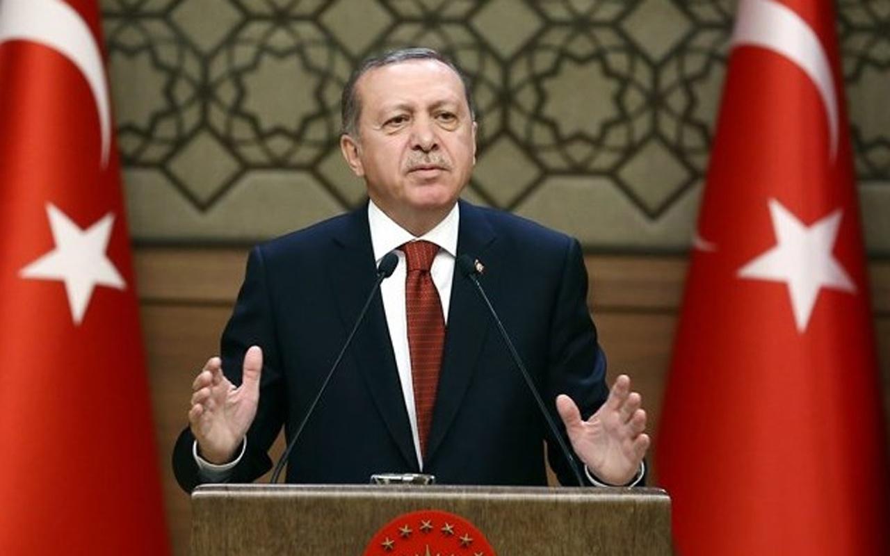 Erdoğan'dan ders gibi Kadıhan kıssası