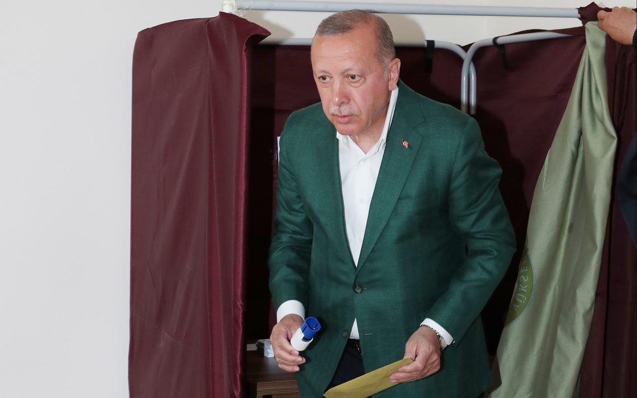 YSK ve AA sonuçları açıkladı Erdoğan İstanbul'a geliyor!