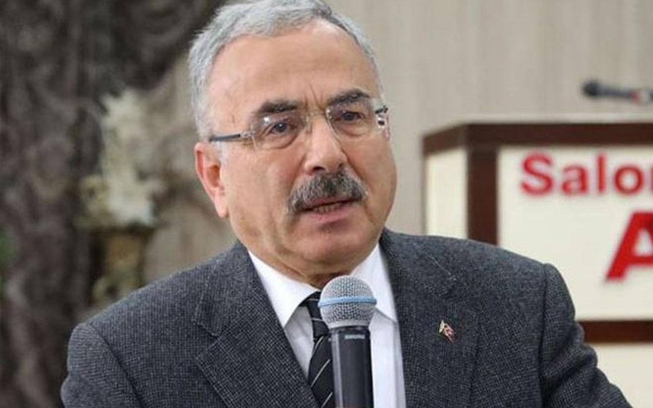 AK Partili eski bakan Hilmi Güler Ordu'yu kaptırmadı