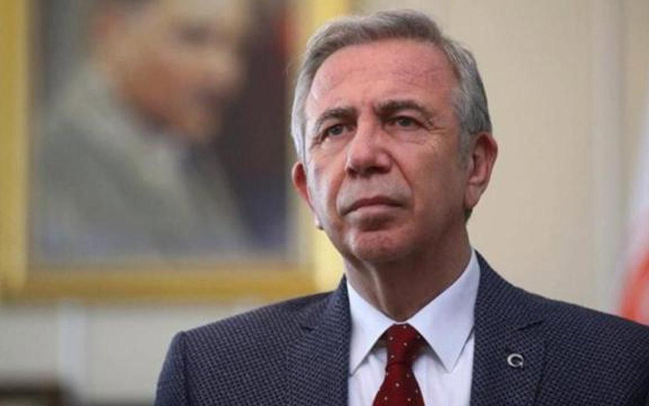 Mansur Yavaş'tan önemli açıklama: Özhaseki kaybetti