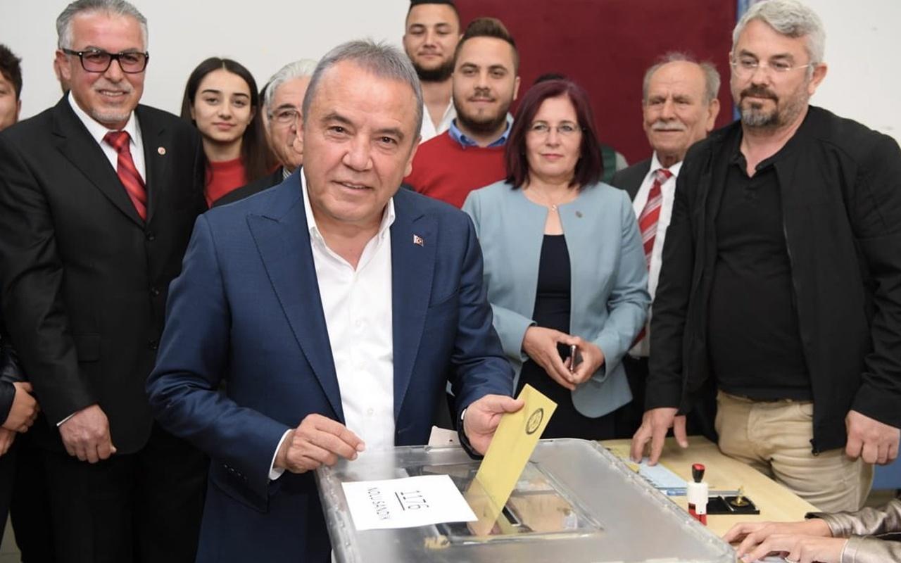 Antalya Belediye başkanı Muhittin Böcek aslen nereli kimdir eşine bakın