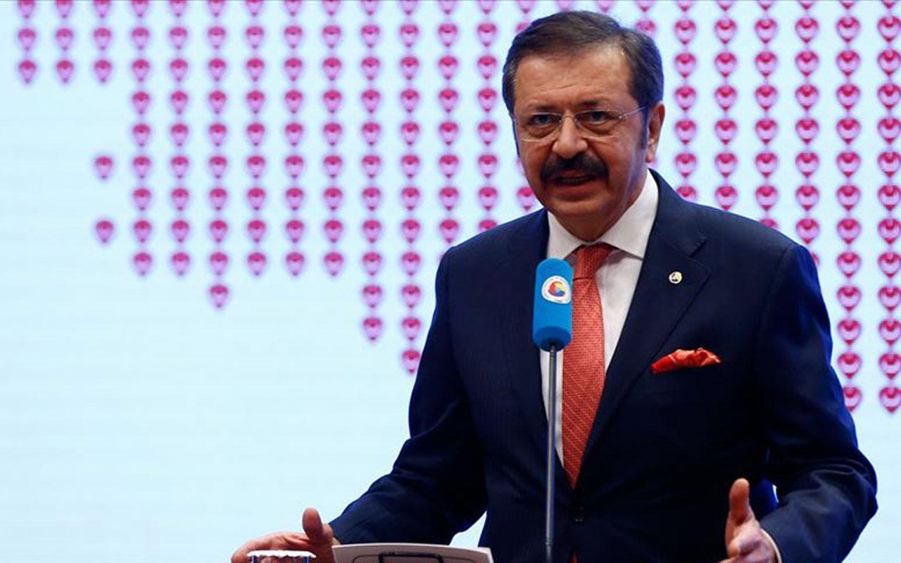 Rifat Hisarcıklıoğlu'ndan asgari ücrete destek çağrısı