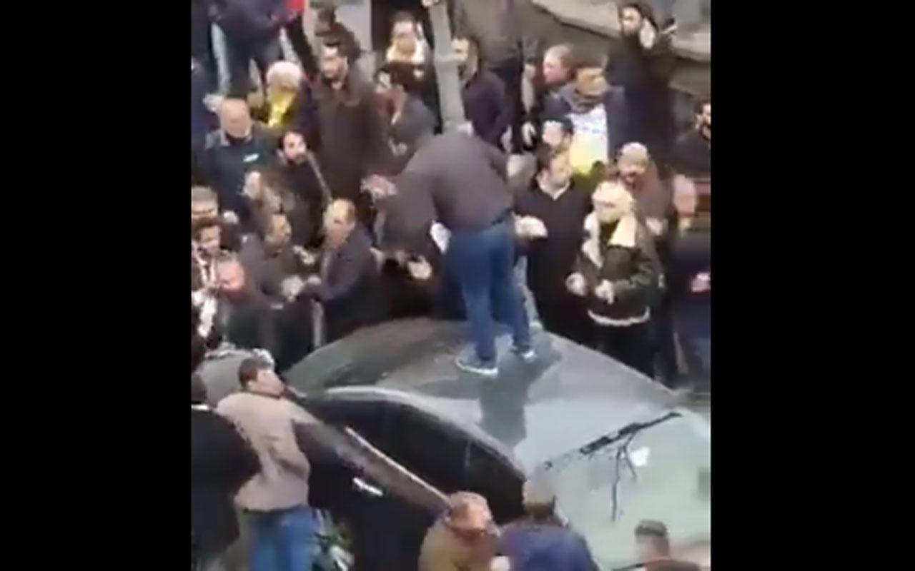 Seçim gerginliği Üsküdar'da kavgaya dönüştü