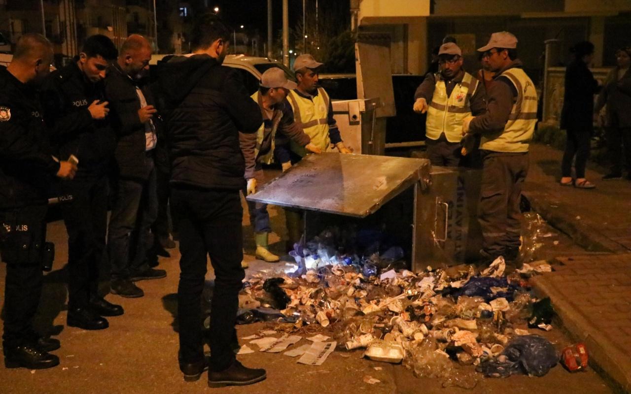 Antalya'da çöp kutusunda mühürlü oy pusulaları bulundu