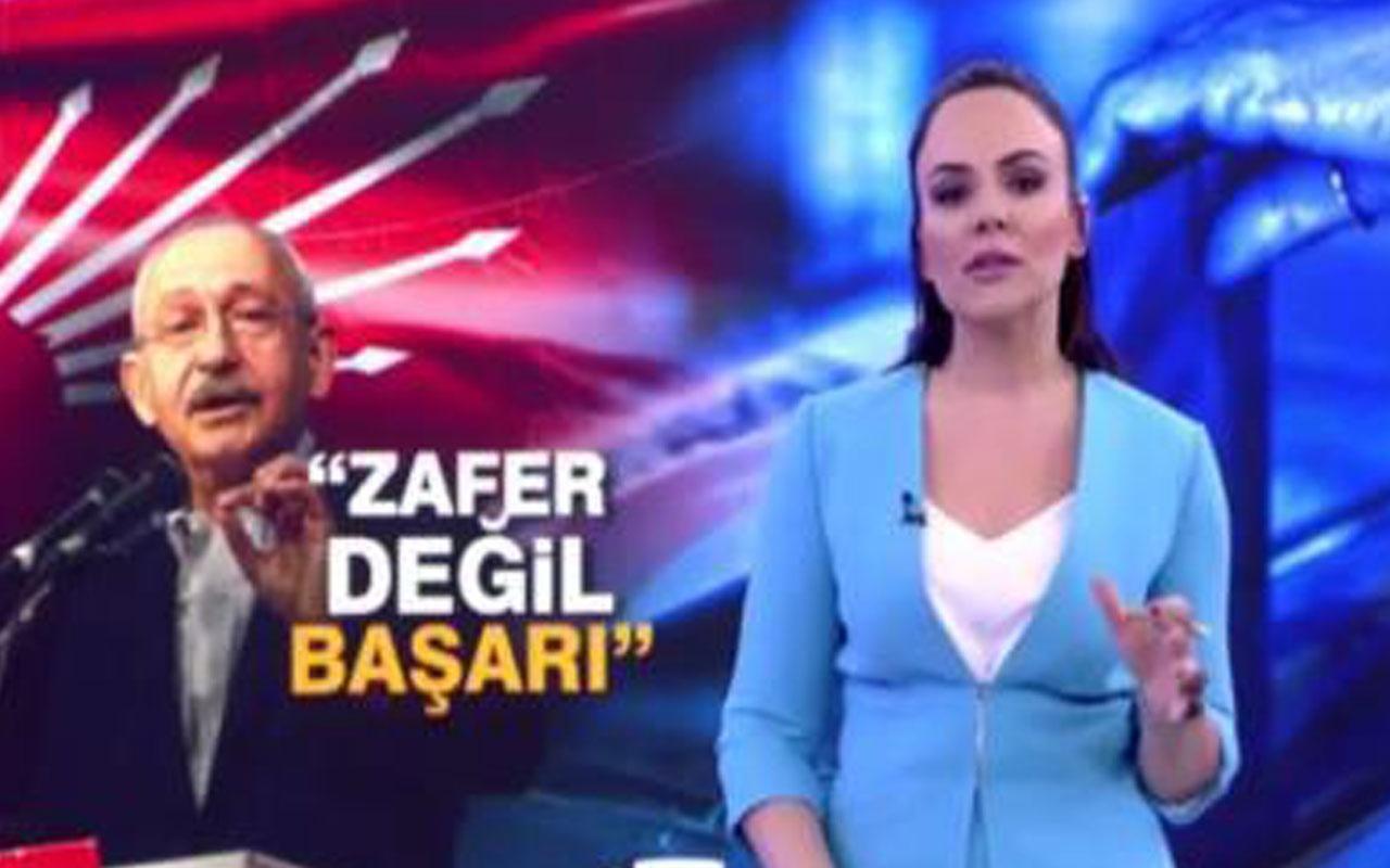 Buket Aydın bakın Kılıçdaroğlu'nun haberini nasıl sundu!