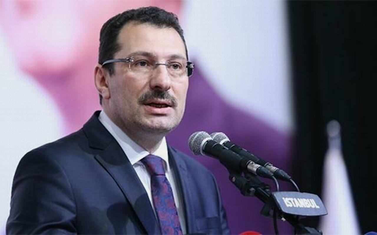 AK Parti'den son dakika İstanbul açıklaması yeniden sayım talep edilecek
