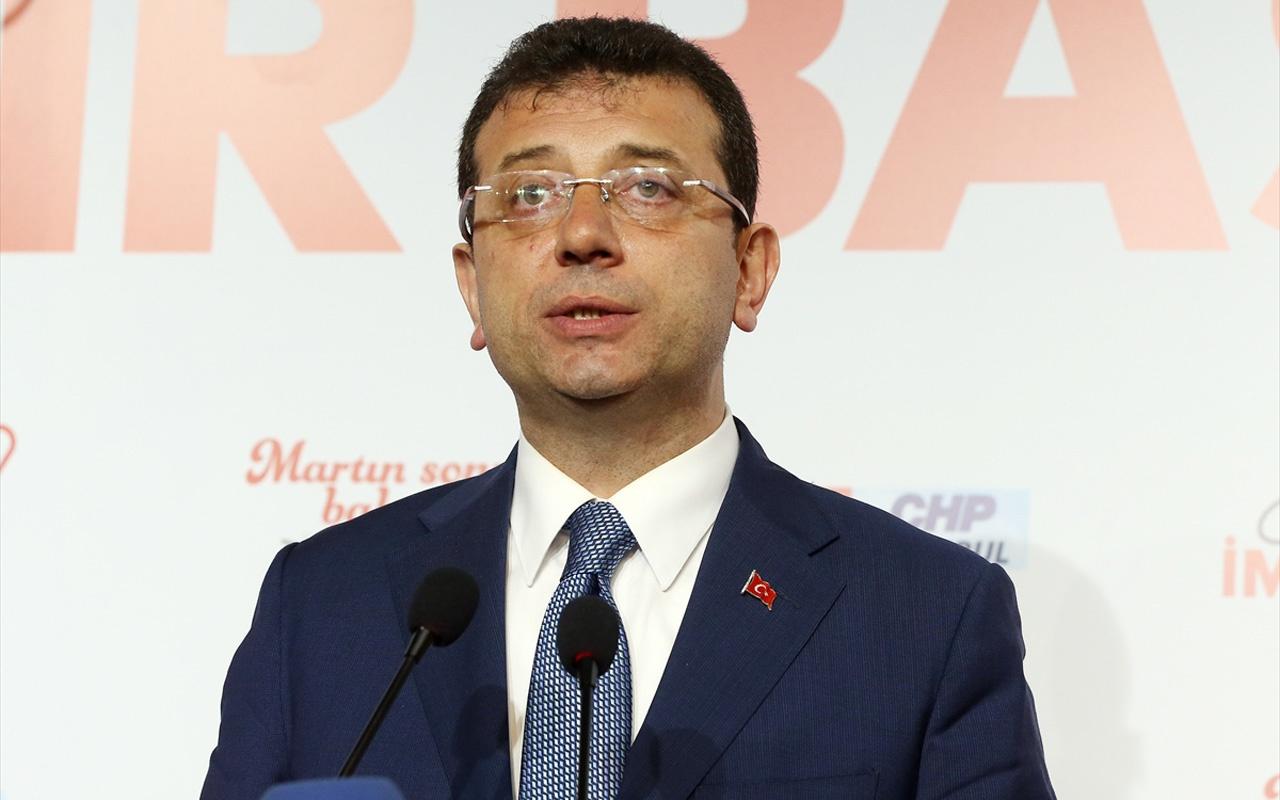 Ekrem İmamoğlu'ndan Büyükçekmece iddiası! Erdoğan'ı yanıltıyorlar