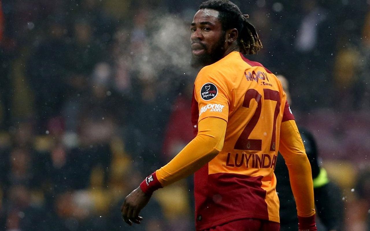 Galatasaray'a Fenerbahçe derbisi öncesi şok