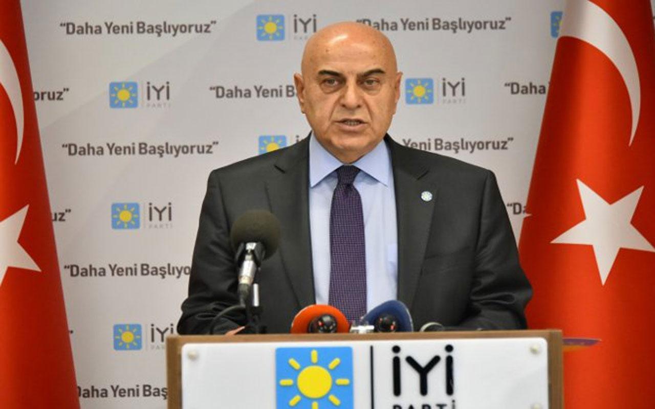 İYİ Partili Cihan Paçacı'dan İstanbul açıklaması 'Millet iradesine saygısızlık'
