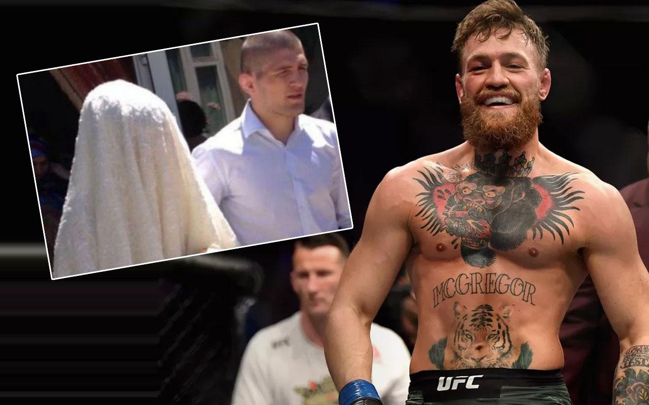 McGregor Khabib'in eşiyle dalga geçti! Skandal paylaşımı hemen kaldırdı