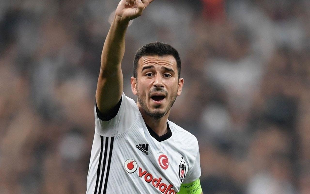 Beşiktaş'ta gözler Oğuzhan Özyakup'ta