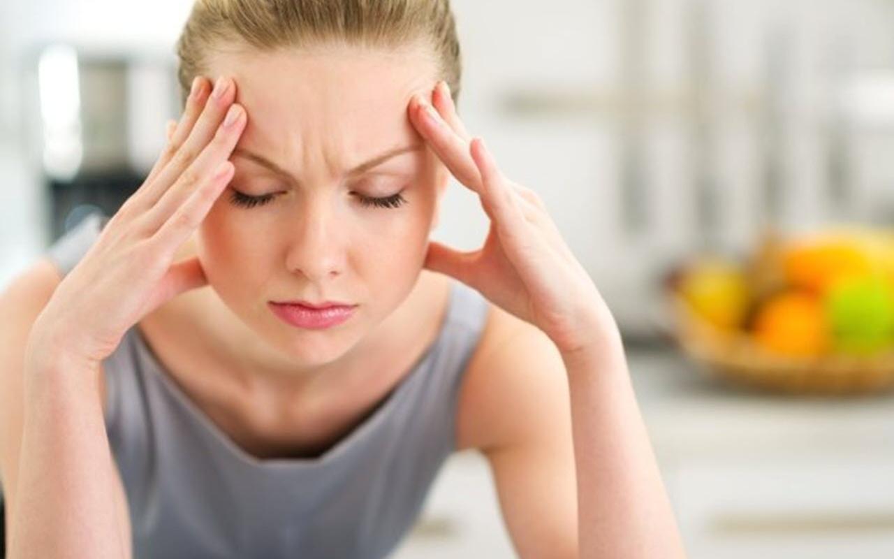 Baş ağrısını 2 dakikada geçiren mucize yöntem