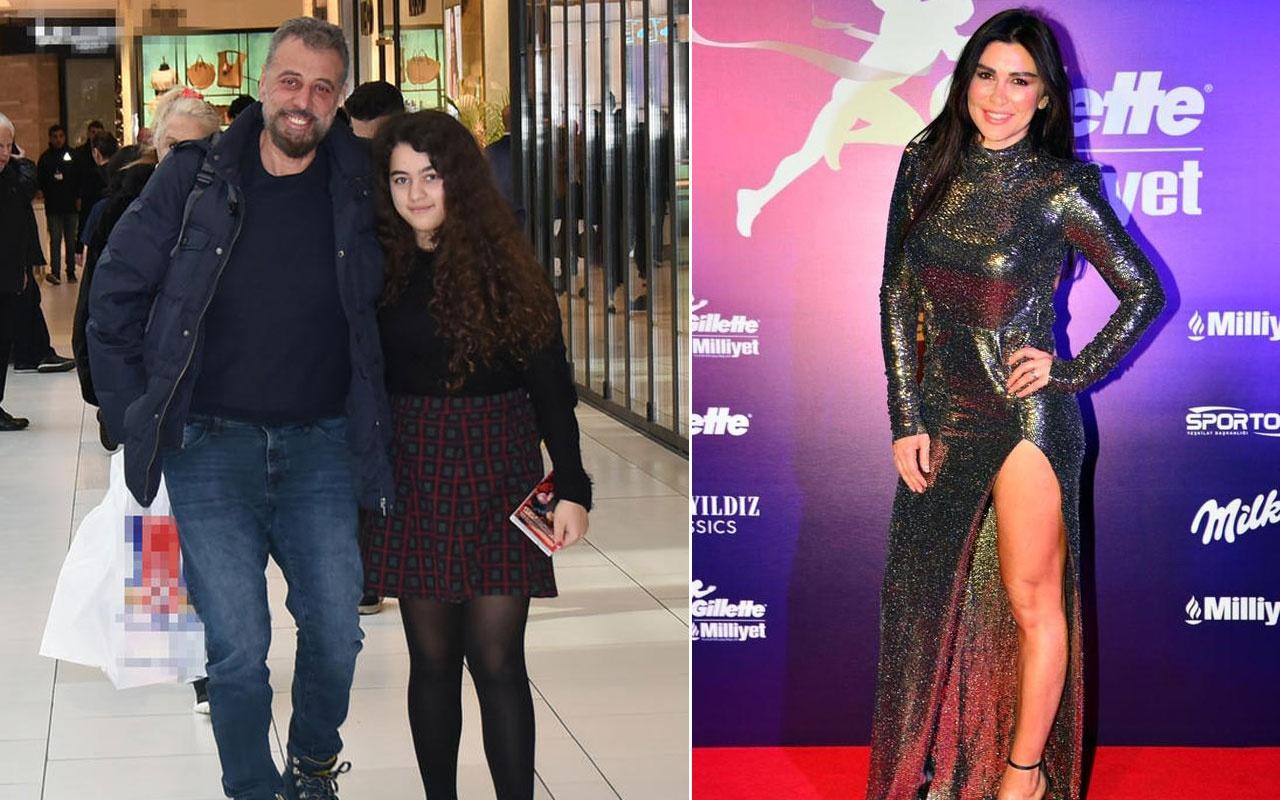 Hamdi Alkan'dan eşi Selen Görgüzel'in derin yırtmacı için olay yorum