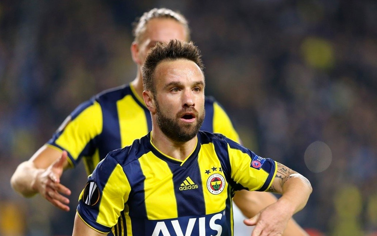 Fenerbahçe'de Valbuena müjdesi