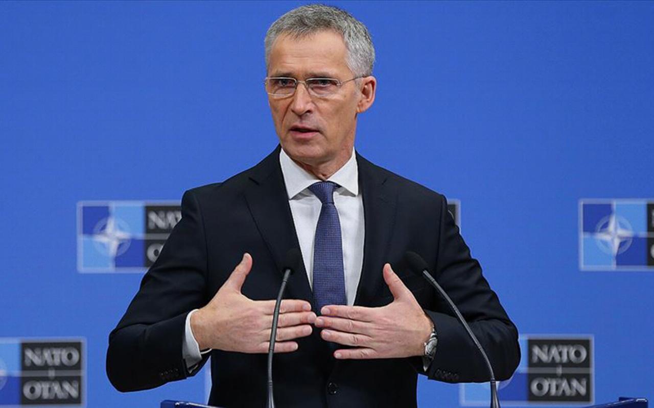Stoltenberg'den Almanya'nın 'Güvenli Bölge' teklifine destek