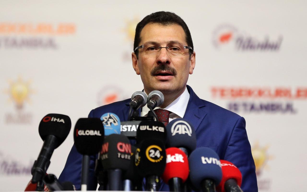İstanbul seçimleri iptal mi? Ali İhsan Yavuz açıkladı