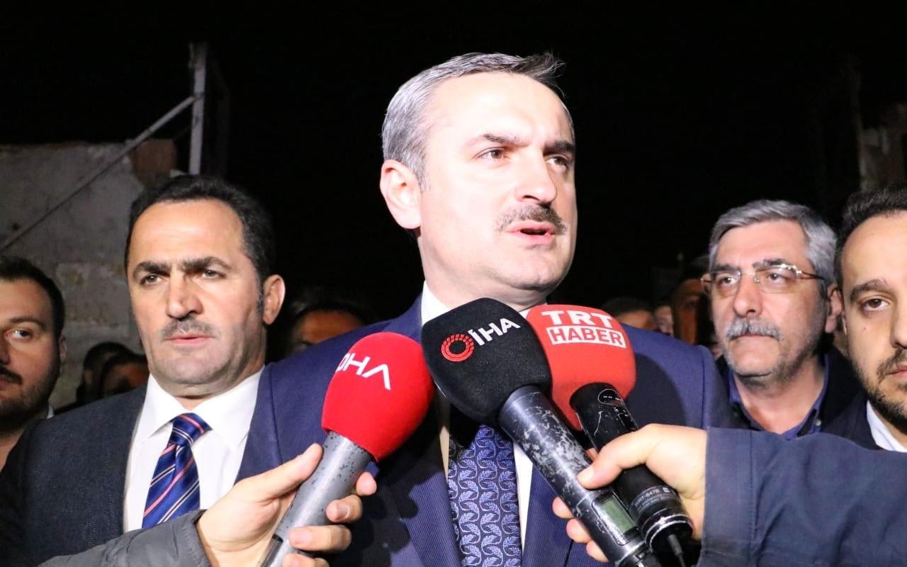 AK Parti İstanbul İl Başkanı Bayram Şenocak: 12 bin 300 oy lehimize döndü