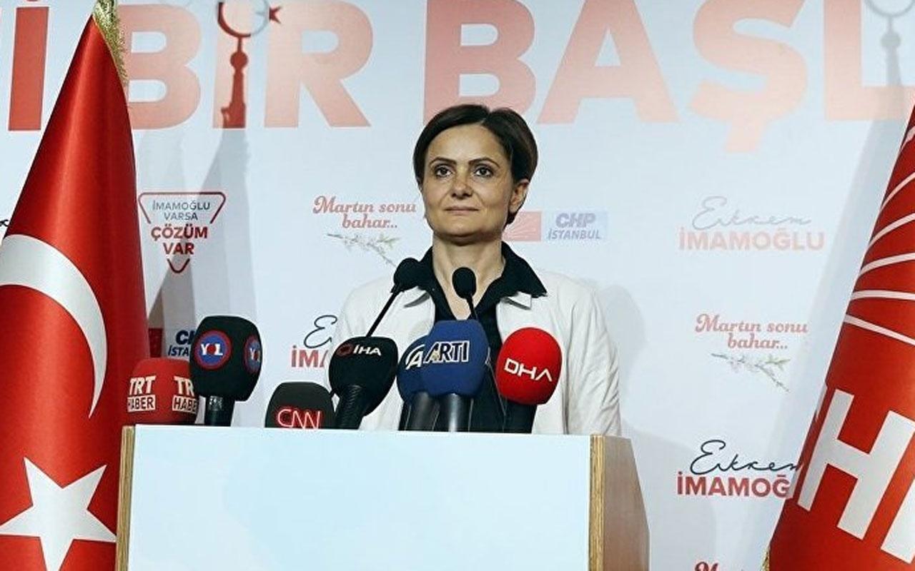 Canan Kaftancıoğlu'nun ortak canlı yayın hoşnutsuzluğu monotondu dedi
