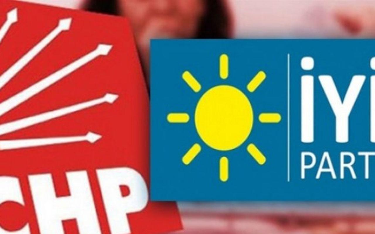 İyi Parti'den 'CHP'den istifa edin' genelgesi
