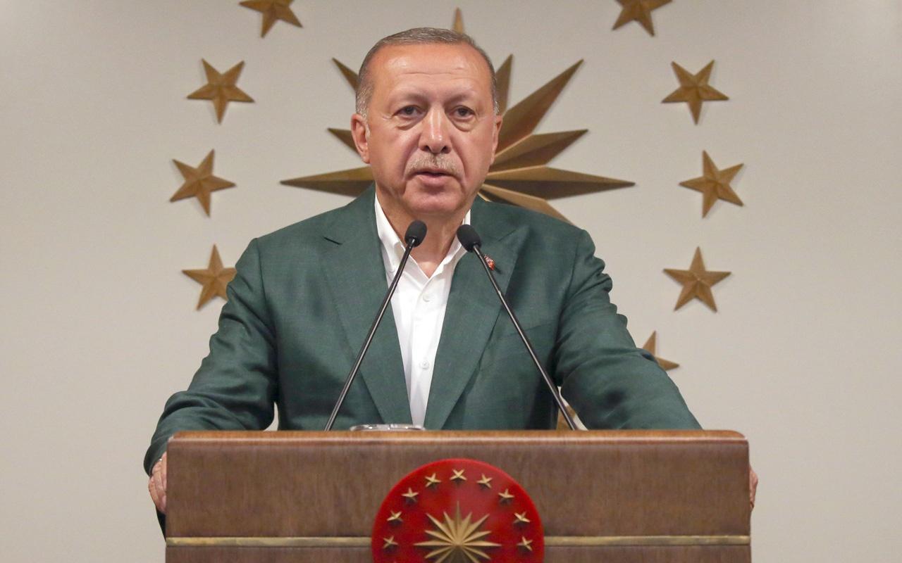 Cumhurbaşkanı Tayyip Erdoğan'dan kritik ziyaret