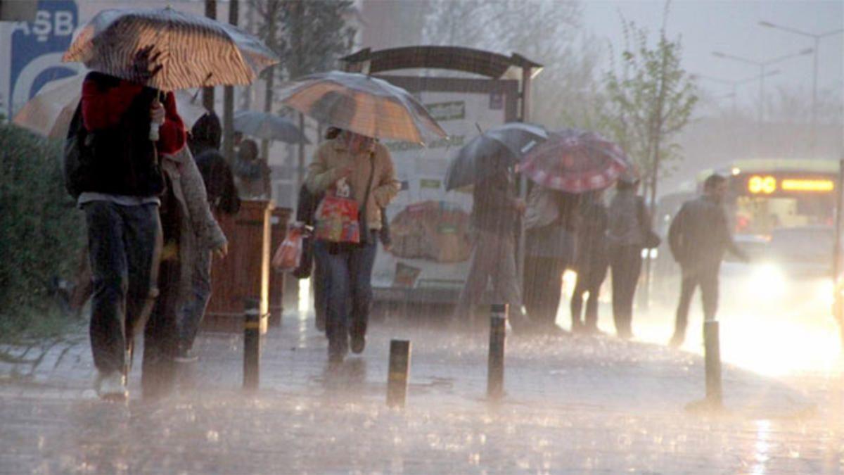 Meteoroloji'den uyarı! Bu illere sağanak yağış yolda - Sayfa 4