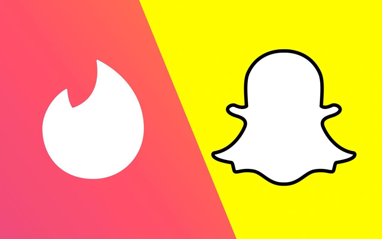 Tinder, Snapchat ile işbirliği yaptı bomba gibi bir özellik geliyor