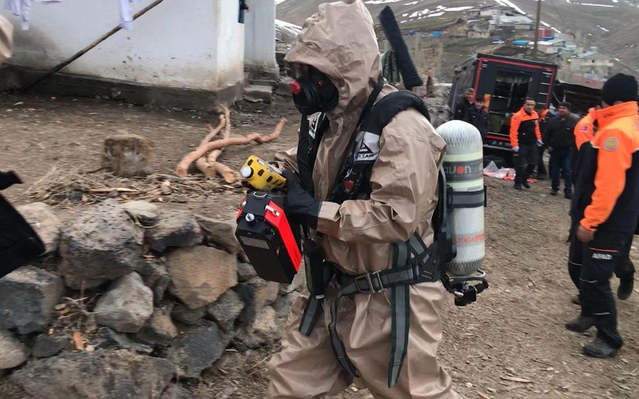 Kars'ta korkutan olay! 8 kişilik aile o maddeden zehirlendi