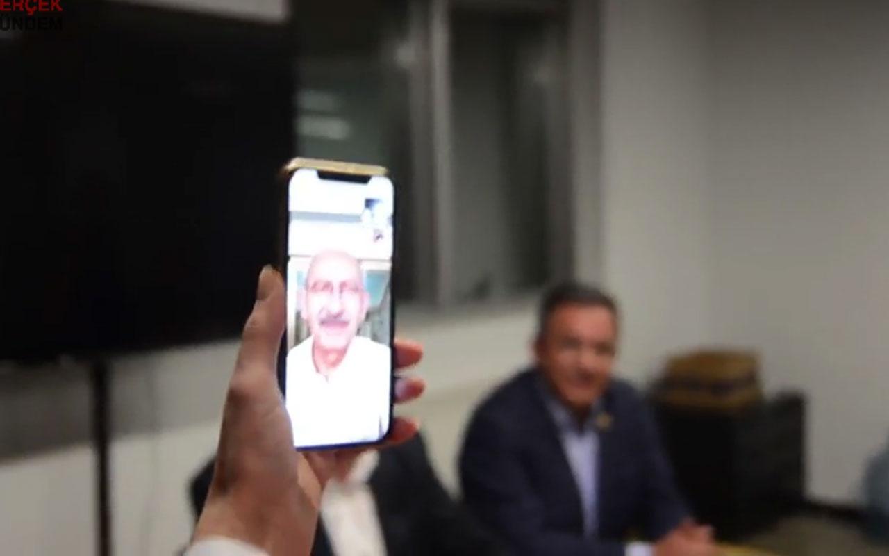 Kemal Kılıçdaroğlu İstanbul'daki CHP'lileri böyle kutladı
