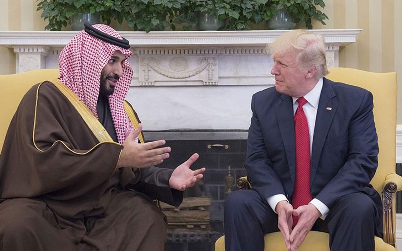 Trump'ı zayıf ve korkak gösteriyor