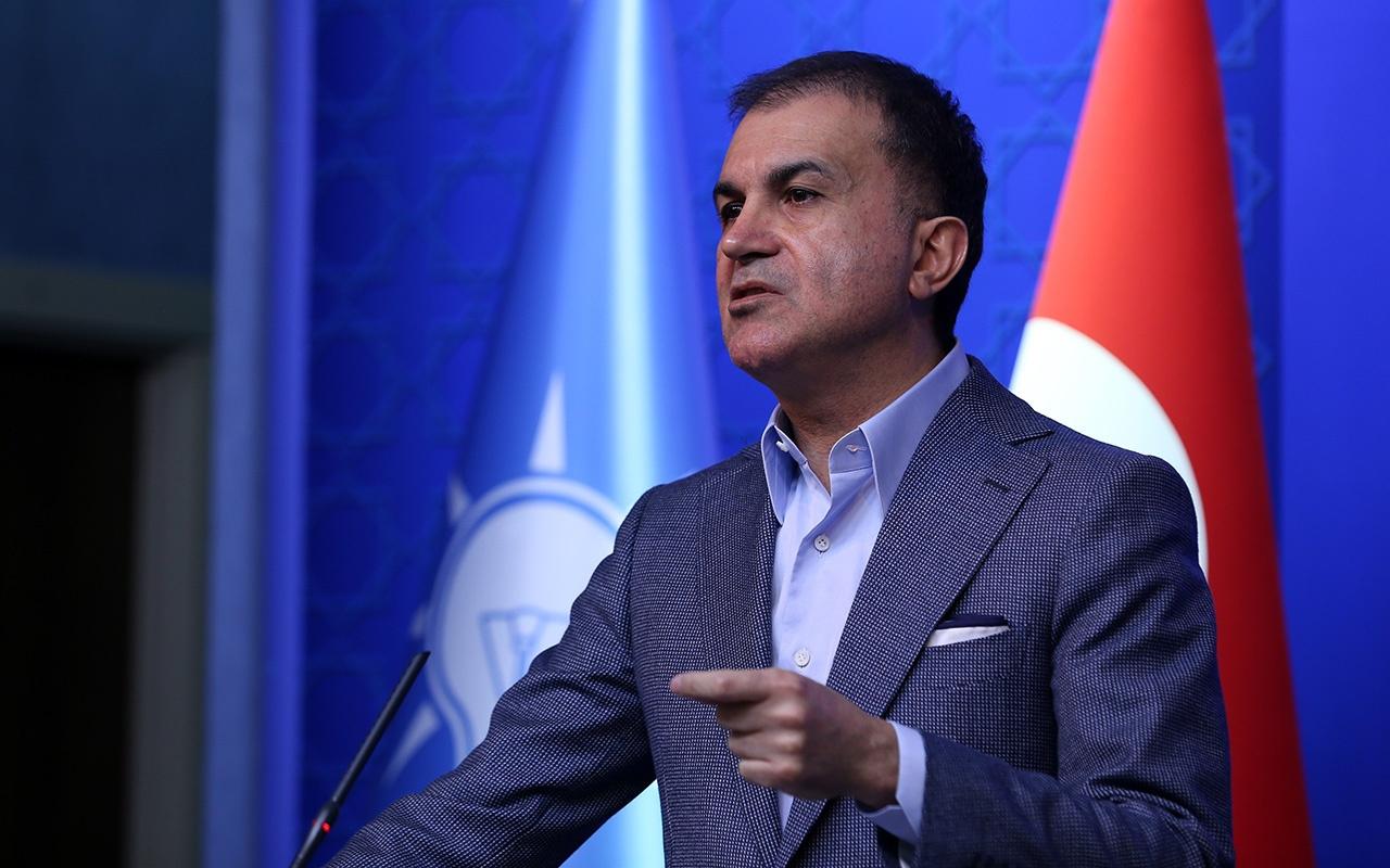 AK Parti Sözcüsü Çelik: Oyların sayılması konusunda bu telaşınız niye?