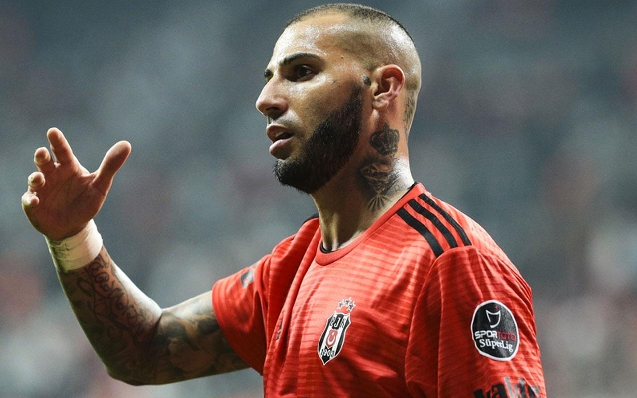 Portekizli yıldız Quaresma, Beşiktaş'ı sildi