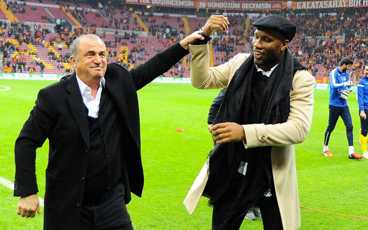 Didier Drogba başkan adaylığını açıkladı