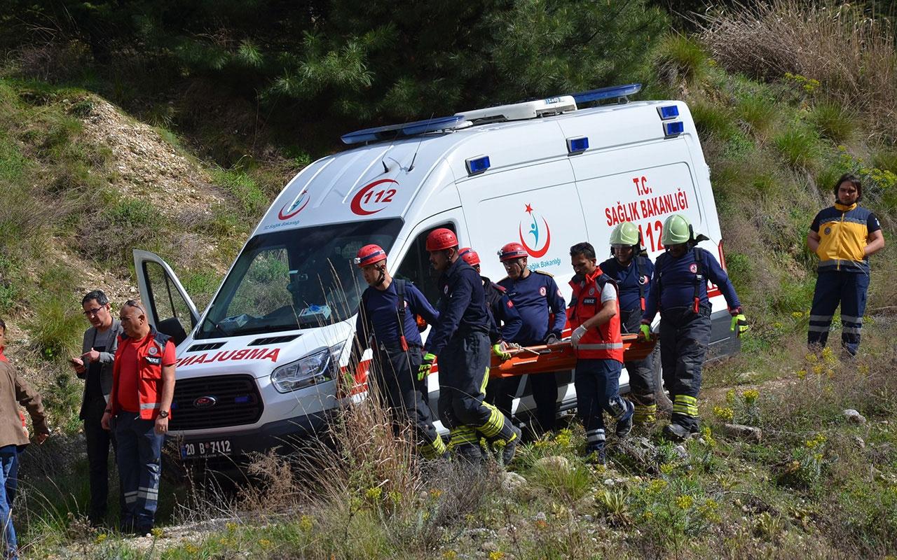 Denizli'de 14 yaşındaki kızın akıllara durgunluk veren ölümü